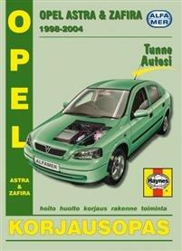 Opel Astra & Zafira 1998-2004